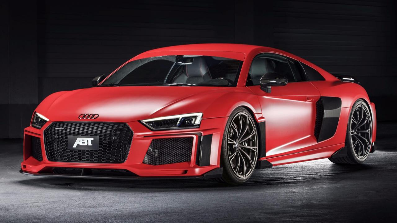 Top Racing Cars Launched In 2017 |