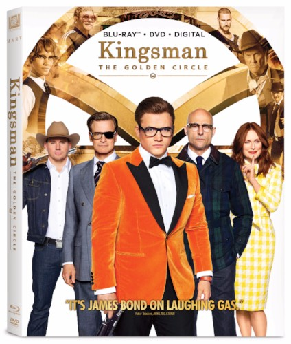 Re: Kingsman: Zlatý kruh / Kingsman The Golden Circle (2017)