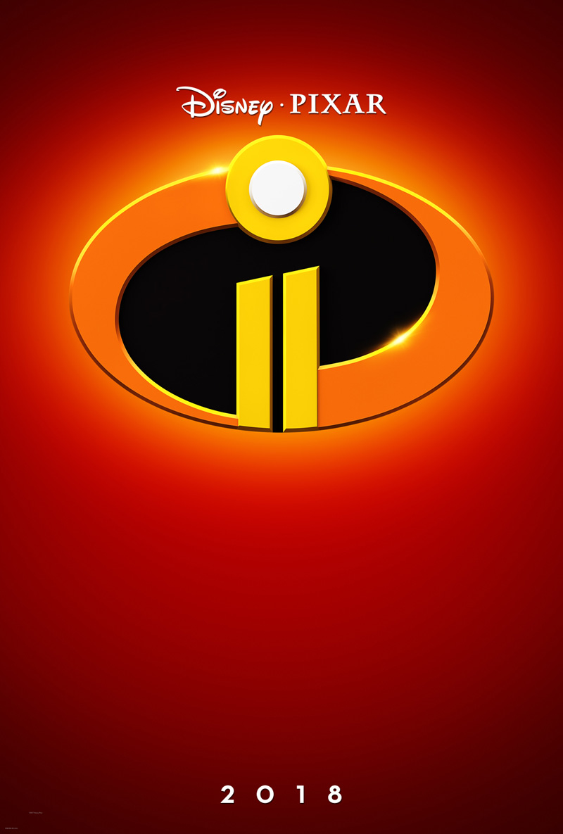 Watch The Incredibles 2 Teaser