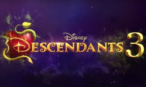 Disney Channel In Production On Descendants 3