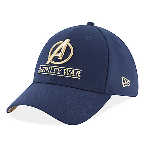 e638d2c6 Celebrate the 10th anniversary of the Marvel Cinematic Universe with this  Avengers: Infinity War Crew Cap by New Era ($29.95).