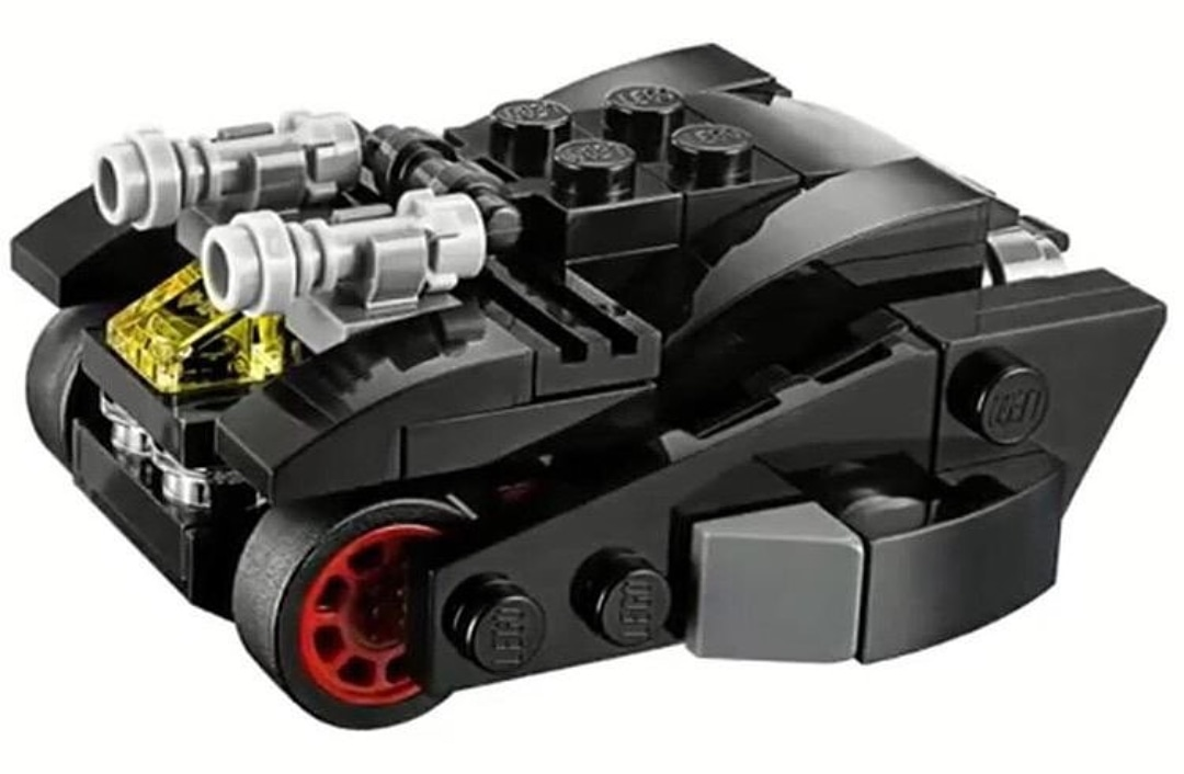 the lego batman movie the mini ultimate batmobile. Black Bedroom Furniture Sets. Home Design Ideas