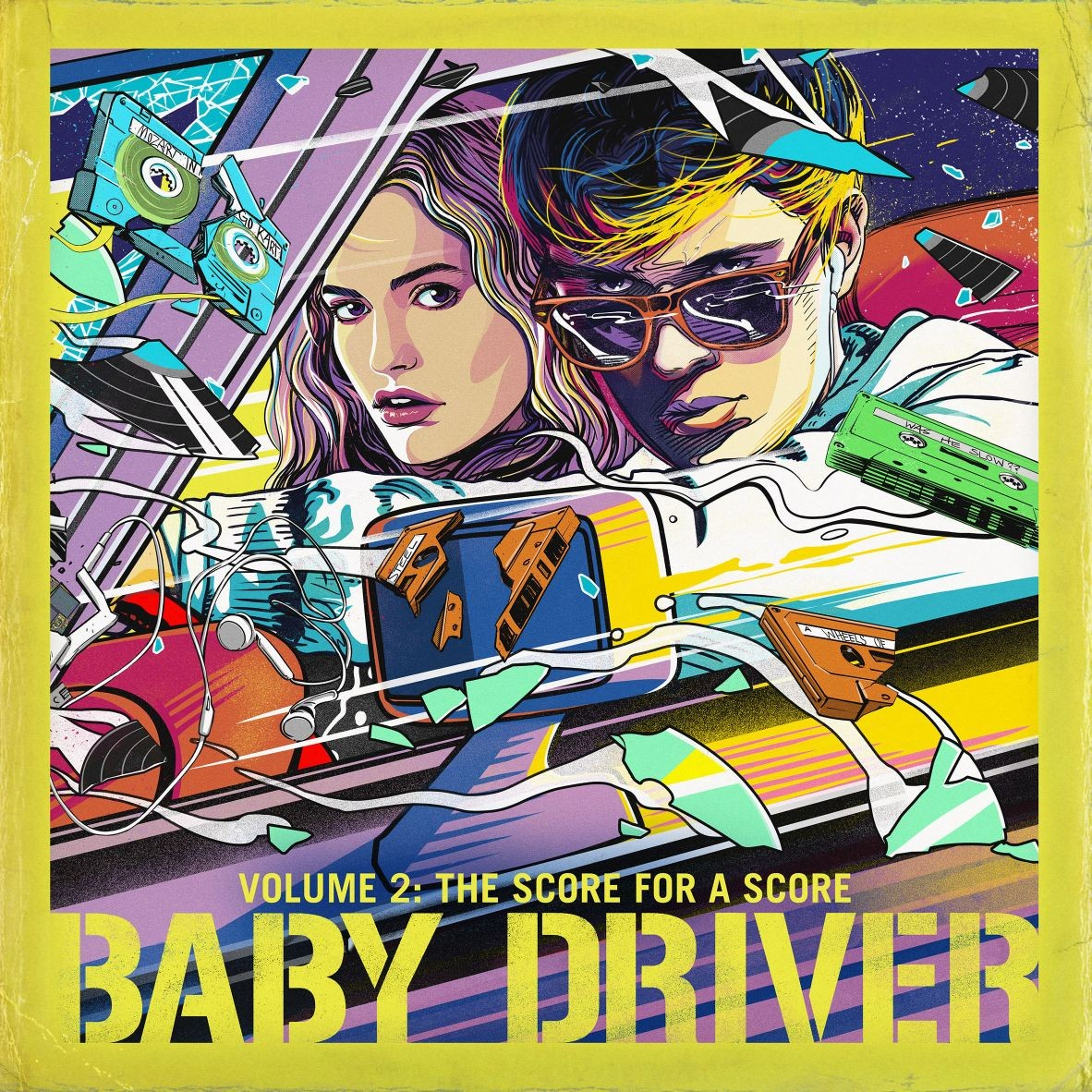 Baby Driver Baby Driver Volume 2 The Score For A Score