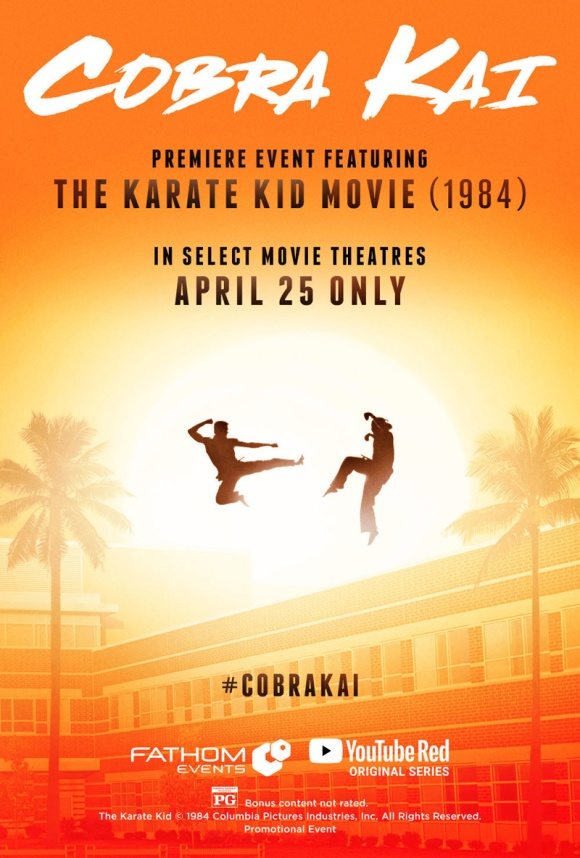 Karate Kid Movie Franchise