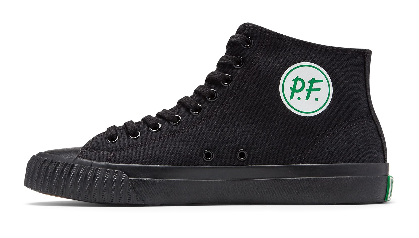 """free shipping 67735 79050 PF Flyers 25th Anniversary Sandlot Center Hi. The Secret Weapon. The shoes  that turned Benny """"The Jet"""" Rodriquez into a legend."""