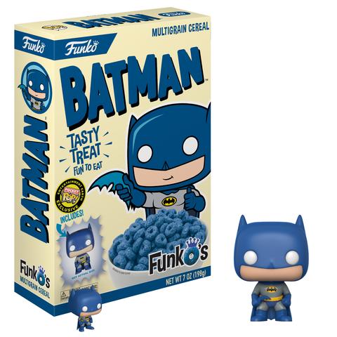 Funko S Cereal Box Dc Batman