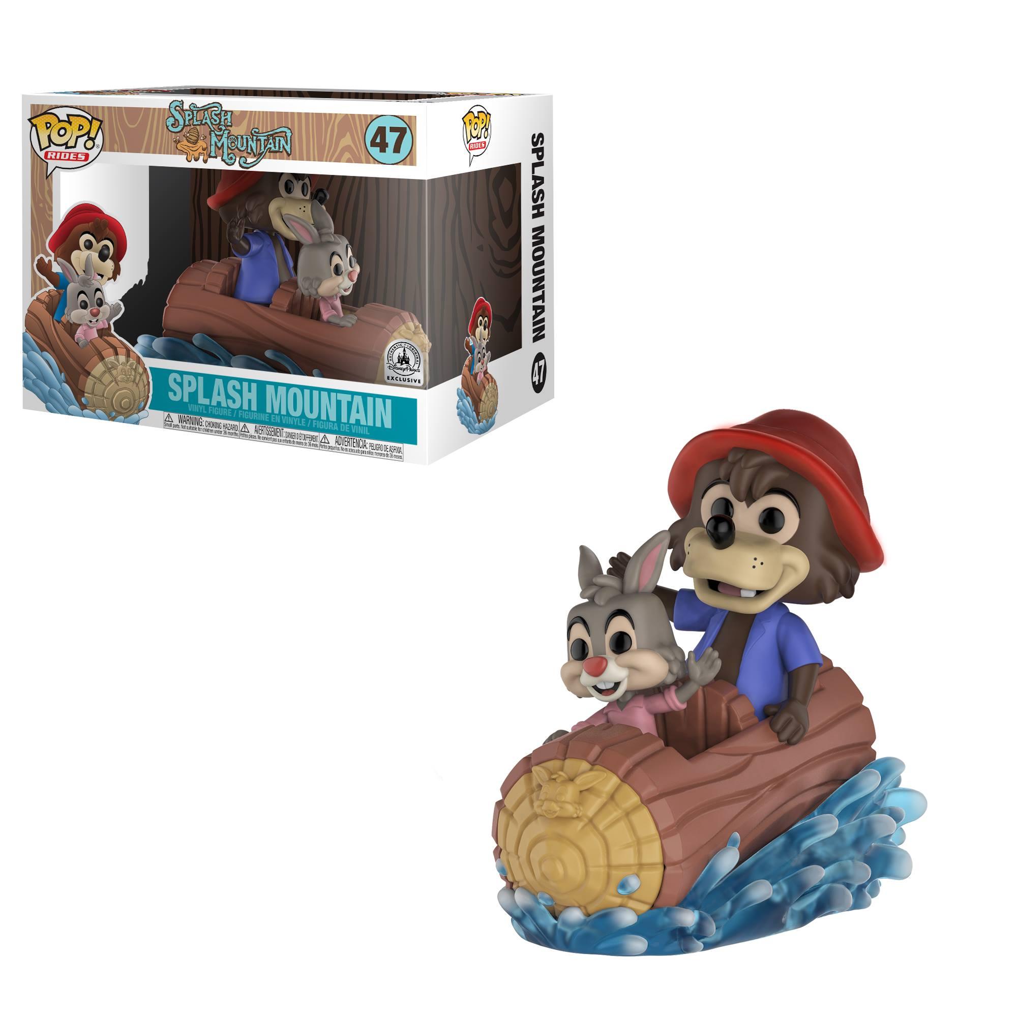 Funko Splash Mountain Pop! Rides! Available At Disney ...