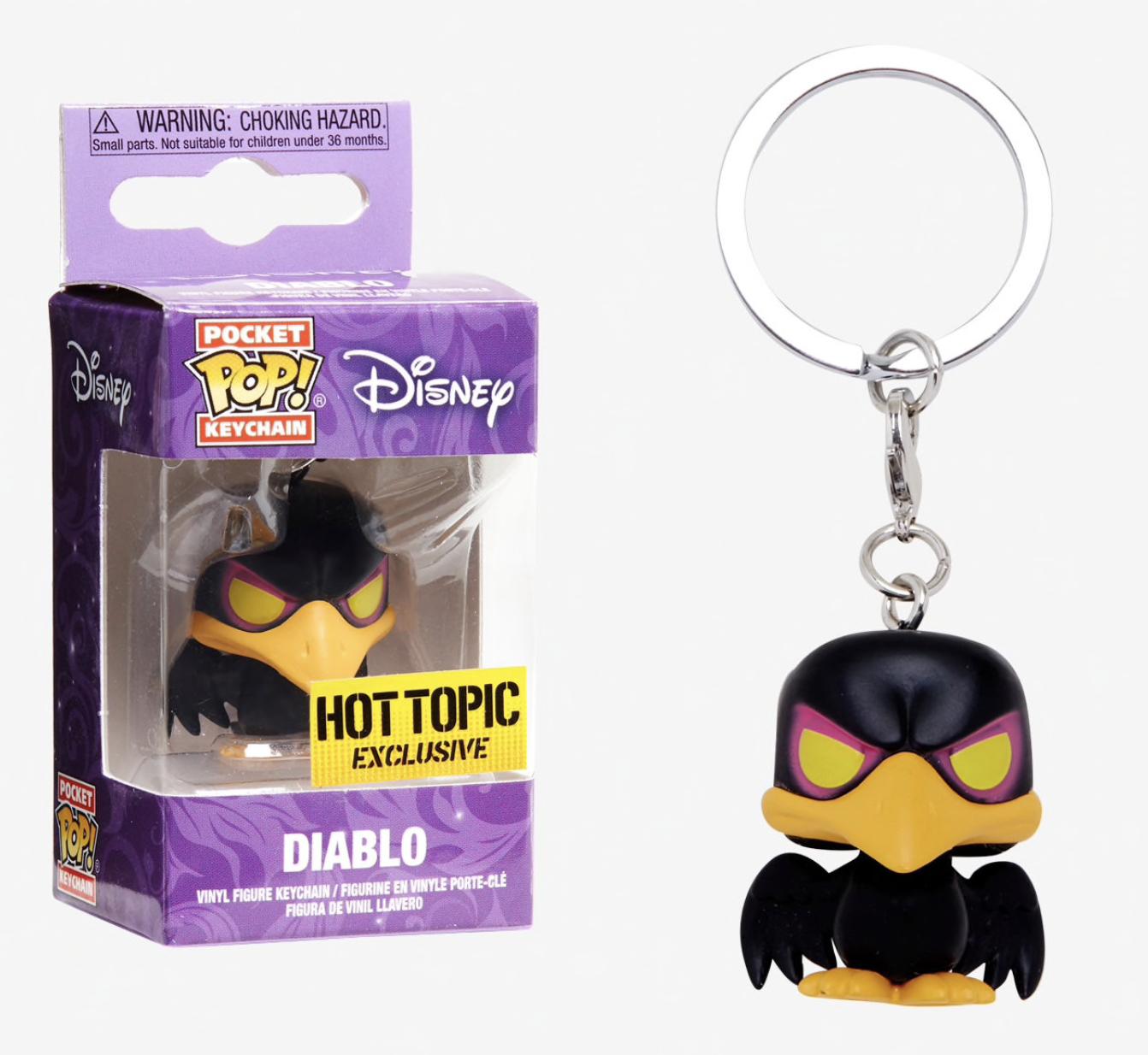 Disney Corner Porte-clé Mickey Mouse Mickey/'s Nightmare