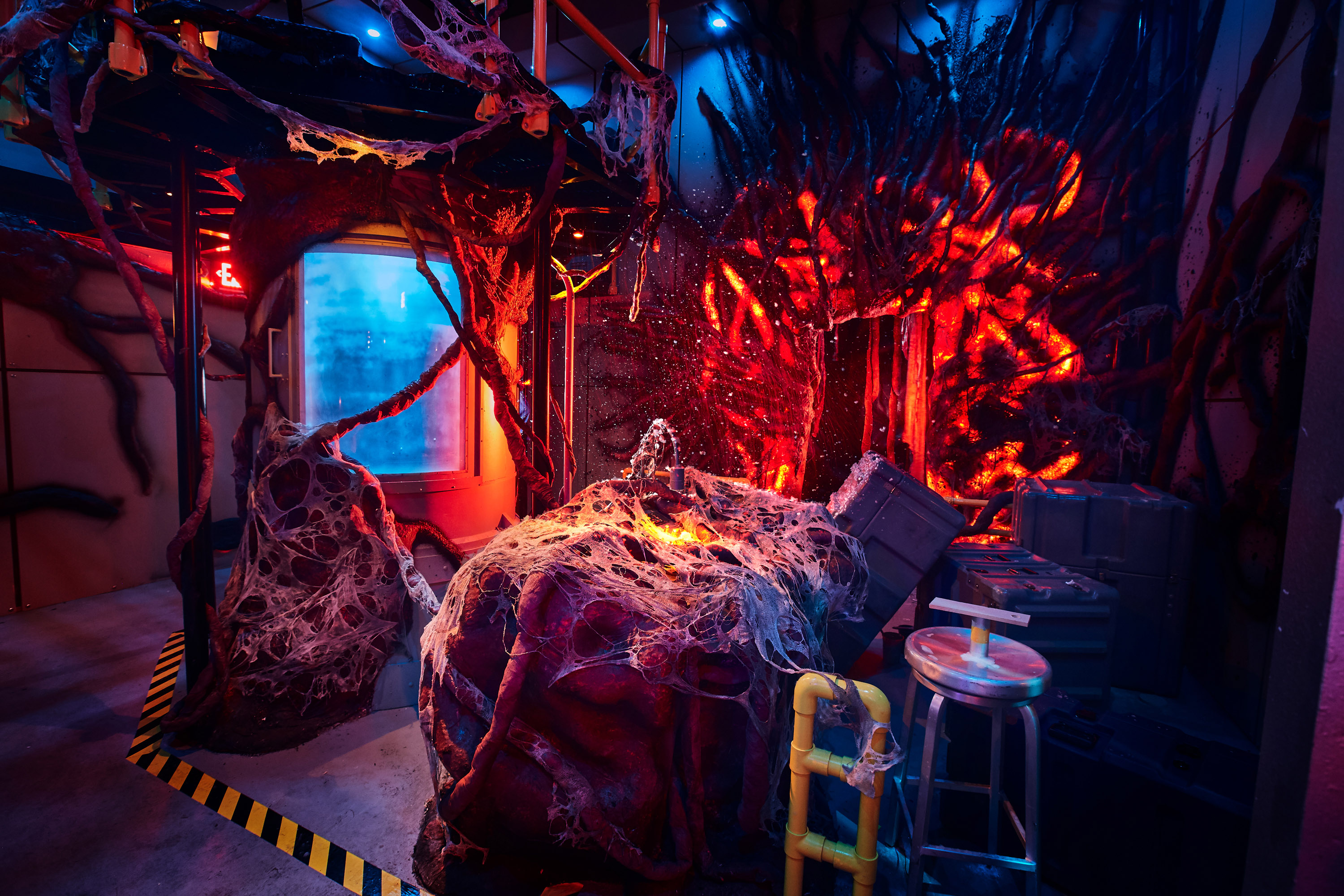 Universal Studios Reveals First Look Inside The Stranger