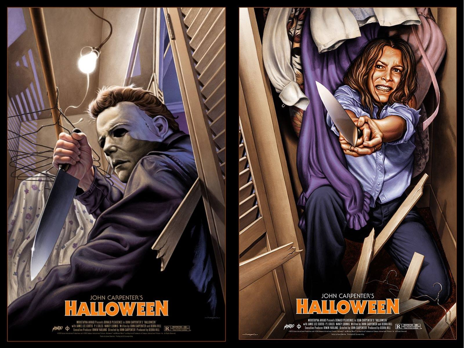 Halloween 2018 Movie Poster: Halloween Poster By Jason Edmiston Available At Halloween
