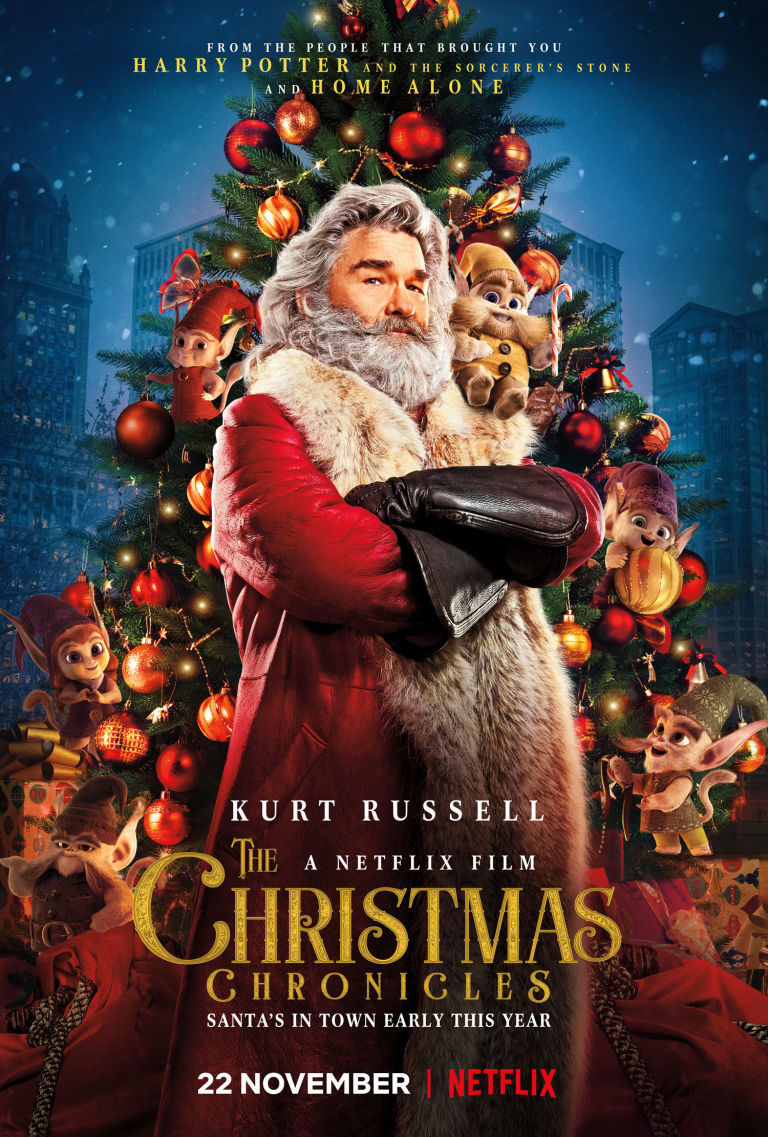 Watch The Christmas Chronicles Teaser Starring Kurt Russell