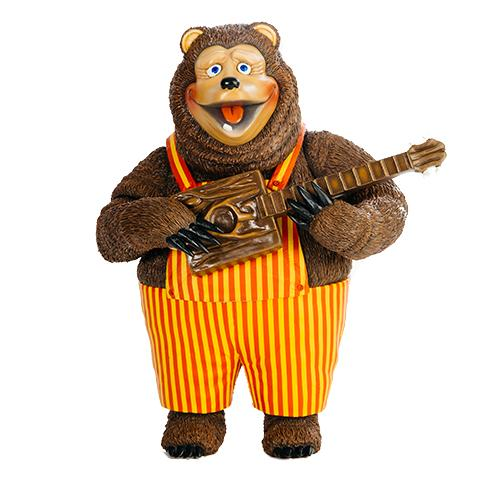 Justin Ishmael Announces The Rock Afire Explosion Billy