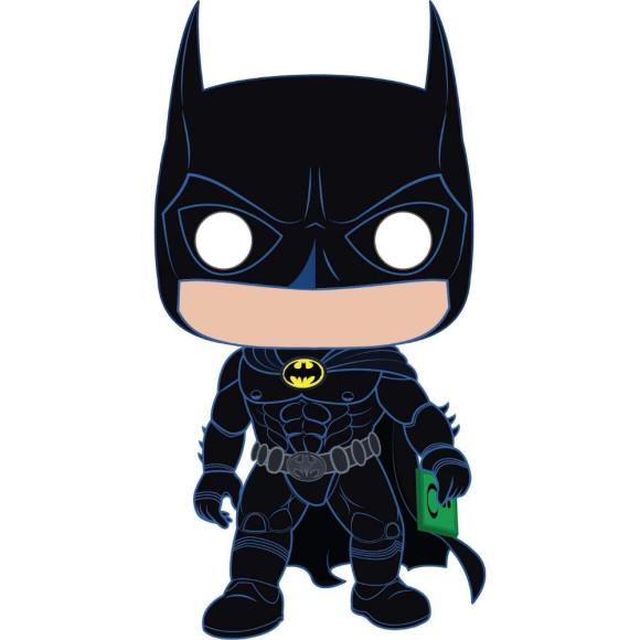 4a9a324970d Celebrate 80 years of the Dark Knight with this Batman Forever (1995) Pop!  Vinyl Figure by Funko