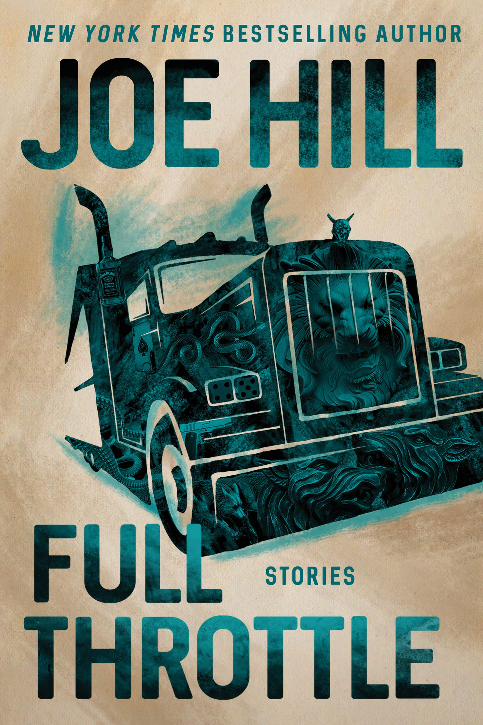 What Stories Will Appear In The Upcoming Joe Hill