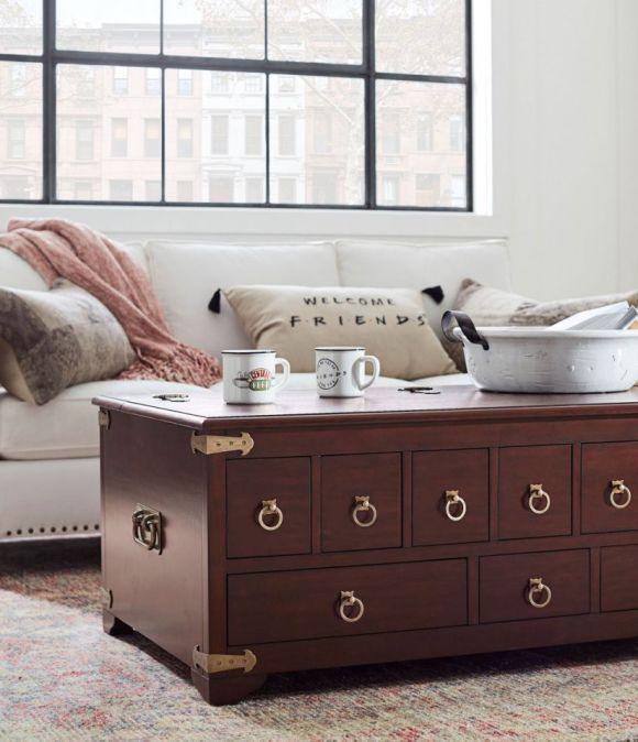 Pottery Barn Announces Friends Collection