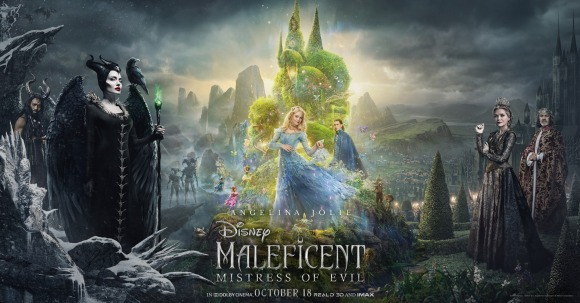 New Art From Maleficent Mistress Of Evil