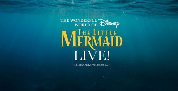 The Little Mermaid Live To Air On ABC November 5