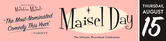 Amazon Offers Retro Pricing In Los Angeles For Maisel Day On August 15 | Fire Wire