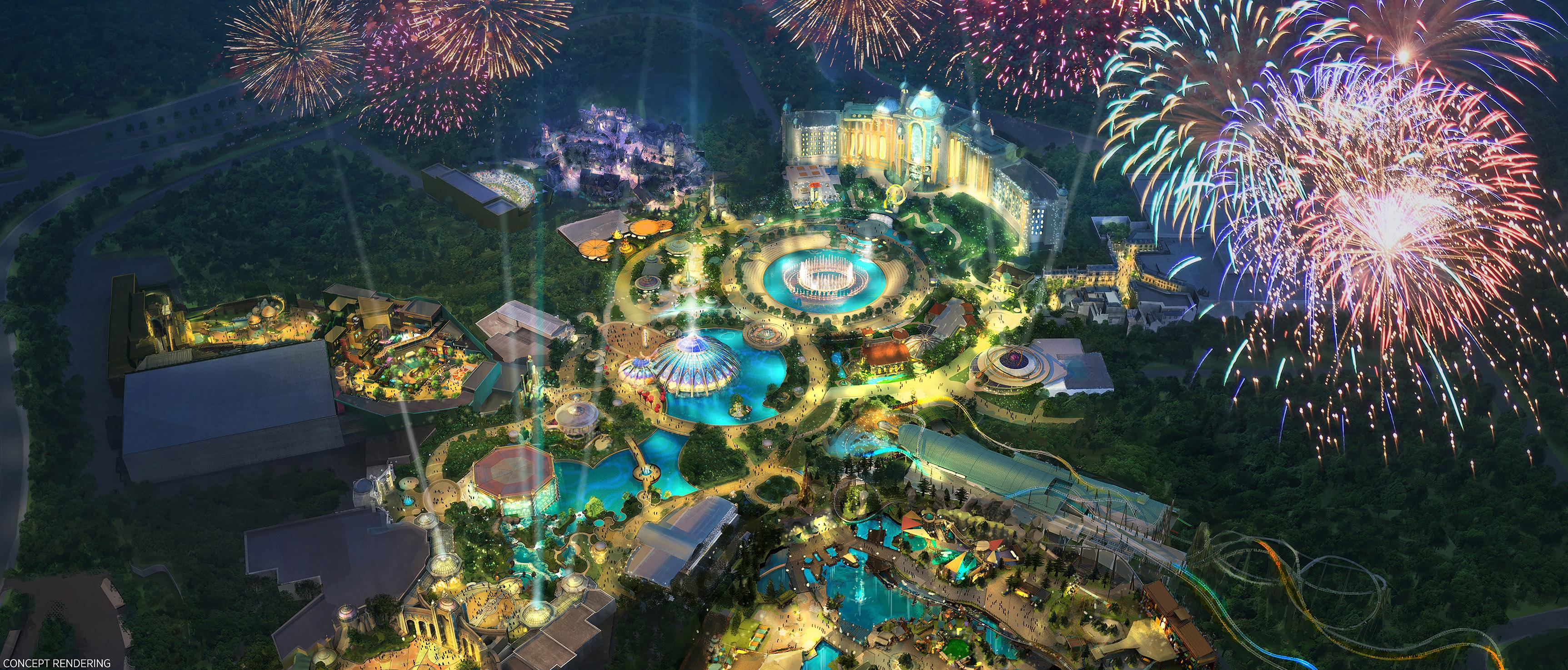 Universal Orlando Resort Announces Fourth Theme Park