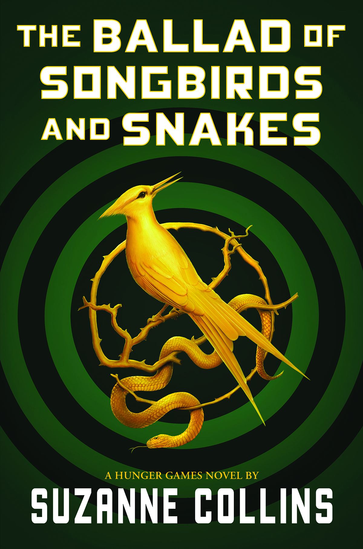Mockingjay by Suzanne Collins – Book Review | Alvin's ... |The Hunger Games Mockingjay Book Cover