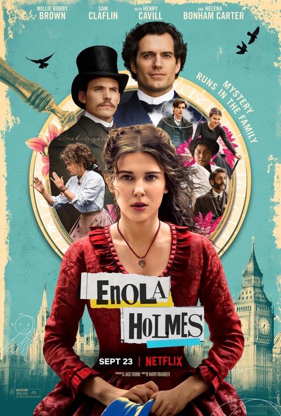 enola holmes - photo #3
